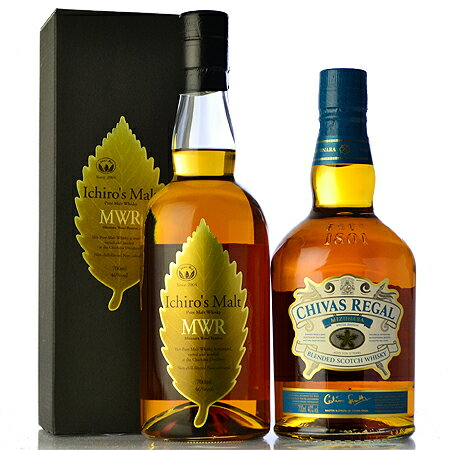 S malt MWR / Chivas Regal oak set * next is uncertain.