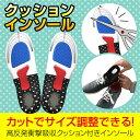 インソール 靴中敷き 2足セット(4枚)【メール便送料無料】...