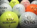 【送料無料】 XXIO AERO系 13年~16年モデル混合 20P 【ロストボール】【ゴルフボール】【あす楽対応_近畿】【中古】