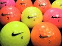 【送料無料】 NIKE ナイキ ナイキ銘柄混合 カラーボール 30P 【ロストボール】【ゴルフボール】【あす楽対応_近畿】【中古】