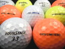 【送料無料】ツアーステージ V10 LIMITED 14年モデル カラー選択 20P【ロストボール】【ゴルフボール】【あす楽対応_近畿】【中古】