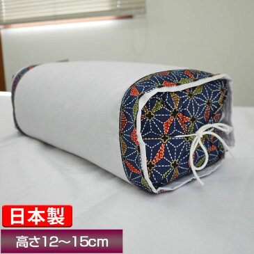 【最安値に挑戦!】日本製!坊主枕(パイプ)カバー付き/ぼうずまくら/坊主まくら/ポリエステルパイプピロー/筒型まくらカバー付き
