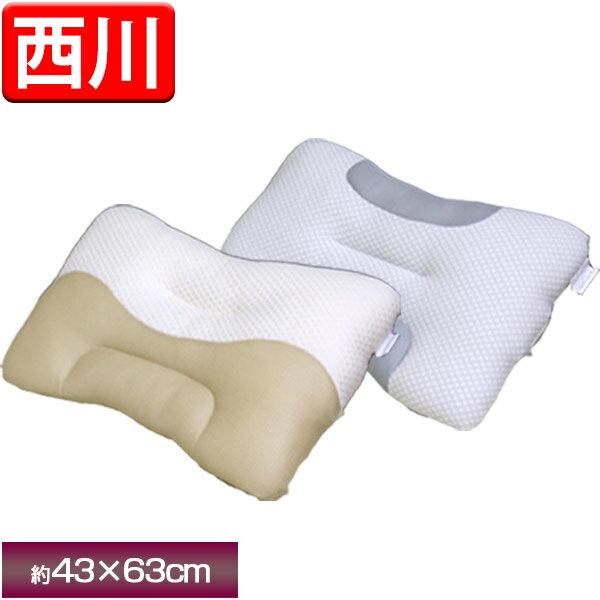 昭和西川 パイプまくら 快適な眠りと健康サポートまくら