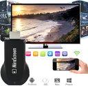 【送料無料】 MiraScreen Wi-Fi ミラーリング iPhone android Mac Windows iOS HDMI 会議 ...