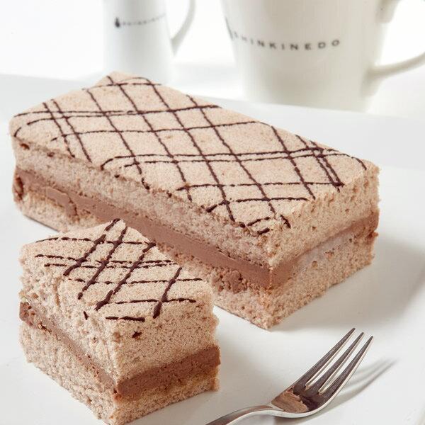 豆乳を使ったふわふわチョコレートケーキ「チョコ...の紹介画像3