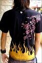 戦国武将のオシャレなTシャツの第2弾です! ◆戦国武将・Tシャツ・シャツ・ファブリック・傾奇者・前田慶次 黒◆戦国武将Tシャツ 傾奇者・前田慶次 黒◆戦国武将・Tシャツ・シャツ・ファブリック◆ 【0304superP10】