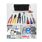プロサポート PSC-00132 【第二種電気工事士】 工具(PS-24)・器具・ケーブル (3回)3点セット(31年版)