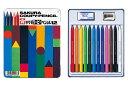 【在庫あり・包装無料】サクラクレパス クーピーペンシル 12色 色鉛筆  FY12