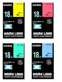 (KC)【库存蚂蚁】卡西欧 名字Land胶带标准 XR-18[(KC) 【在庫あり】カシオ ネームランドテープ スタンダード XR-18]