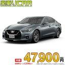 ☆月額 47,900円 楽乗りCAR 新車 ニッサン スカイライン 2WD 3000 GT TURBO