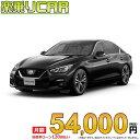 ☆月額 54,000円 楽乗りCAR 新車 ニッサン スカイライン 2WD 3000 GT Type SP TURBO