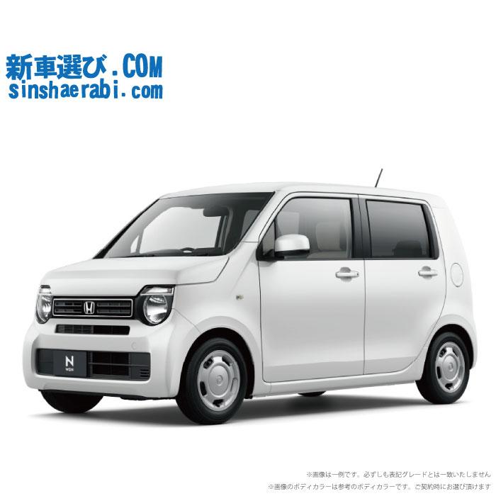 《新車 ホンダ Nワゴン 4WD 660 C》☆こちらの新車にはSDDナビ・バックカメラ・ドライブレコーダー・ETC・フロアマット・ドアバイザーが標準装備されてます!