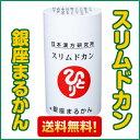 まるかん スリムドカン(80g 約320粒) 銀座まるかん 斎藤一人 ひとりさん まるかん 日本漢方研究所 送料無料