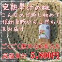 信州桃ジュース【桃 濃厚搾り】