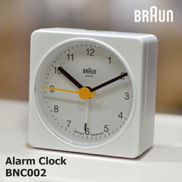 BRAUN Alarm Clock BNC002