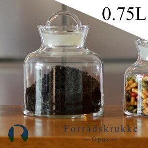 ローゼンダール コペンハーゲン Forradskrukke ガラスキャニスター デザイン PalsbyStora