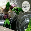 HOLMEGAARD フラワーボウル 25cm 4343801 OLD ENGLISH オールドイングリッシュ ホルムガード  FLOWER BOWL by Claus Dalbyデンマーク/花瓶/ガラス/北欧
