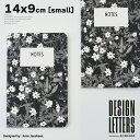 RoomClip商品情報 - 【DESIGN LETTERS】FLOWER NOTEBOOK [SMALL]デザインレターズ/ノート/花柄/筆記具/ステーショナリー/Arne Jacobsen/アルネ・ヤコブセン【コンビニ受取対応商品】【RCP】