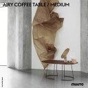 【Muuto/ムート】AIRY COFFEE TABLE / MEDIUM/エアリーコーヒーテーブル/Mサイズ/プライウッド/FENIXラミネート/Cecilie Manz/セシリエ・マンツ/【RCP】