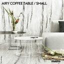 Muuto/ムート AIRY COFFEE TABLE / SMALL/エアリーコーヒーテーブル/Sサイズ/プライウッド/FENIXラミネート/Cecilie Manz/セシリエ・マンツ/