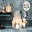 HOLMEGAARD ホルムガードDESIGN WITH LIGHT Lantern White  Sサイズ:Table  H16デザイン ウィズ ライト ランタン フロスト キャンドルホルダー #4343508ランタン テーブルランプ・紙ランプ・ランタン/北欧