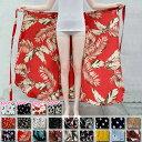 スカート 巻きスカート ロングスカート ワンピース 2WAY フレアスカート 体系カバー