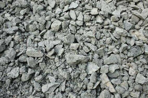 2級砕石 水はけも良く駐車場などに適した砂利 18kg