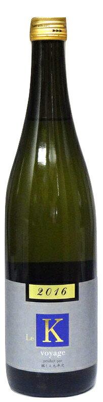醸し人九平次 純米吟醸 Le K VOYAGE(ル・カー・ボヤージ) 720ml − 萬乗醸造