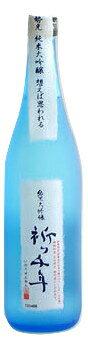 京ひな 純米大吟醸 祈り千年 720ml - 酒六酒造の商品画像