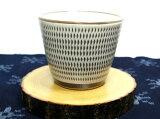 和食器 福岡県伝統工芸品 小石原焼 【蔵人窯】 手作り 多様カップ(コップ) 飛びかんな