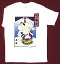 和風 日本のお土産海外向けお土産 日本tシャツ浮世絵Tシャツ 相撲