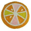 持ってるだけで楽しくなります10P25jun10 手作りビーズ財布 オレンジ