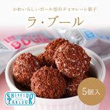 資生堂パーラー ラ・ブール5個入 【ギフト・チョコレート・期間限定】【東京・銀座】