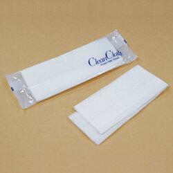 紙おしぼり-クリーンクロス180平型