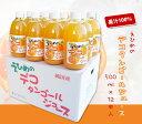 デコタンゴールジュース 500ml×12本入天然果汁100%ジュースで美味い!! リピーター続出!