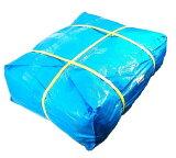 ブルーシート #3000(輸入品) 3.6m×5.4m 10枚(1梱包)【条件付き】