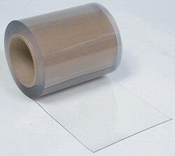冷蔵庫用ビニールカーテン(のれん式) 超耐寒フラット(リブ無し) 厚み2mm×幅200mm×長さ30m巻 1巻