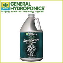 水耕栽培用 発根促進剤Rapid Start Root Enhance 3.78L 【送料全国一律650円.沖縄、離島除く】植物の根を爆発的に生長させる植物活性剤 水耕栽培/発根促進剤を買って♪水耕栽培キットにも使用可能♪ ラピッドスタートの成分は根の分岐を刺激し、肥料の吸収率を高める根毛を発達させ、より健康的で白い根の生長。