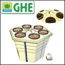 水耕栽培 キット「GHE Eco Grower Max」初心者にも大人気のドリップシステムの水耕栽培 キットで最大6株まで栽培可能な水耕栽培 キット