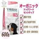 センシティブ600g ヤラー(YARRAH) ドッグフード ドライ グルテンフリー 化学薬剤無添加