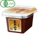 有機立科玄米みそ(カップ)(300g)【オーサワジャパン】