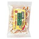 田舎便り生姜せんべい(130g)【健康フーズ】