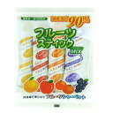 【夏季限定】果汁90%フルーツスティック(50g×4本)【片山食品】
