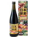 【送料無料】日本酵素 植物発酵液(720ml)【健康フーズ】