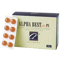 Alpha best gummy bears dietary supplement (3.2 g × 96 pieces)