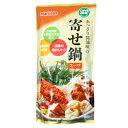 【冬季限定】あっさり寄せ鍋スープ(600g)【マルサン】...