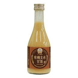 有機玄米甘酒とろとろ玄米(300ml)【ヤマト】(旧名:オーガニック玄米あまざけ)