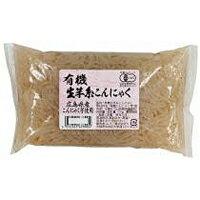 有機生芋糸こんにゃく・広島原料(150g)【ムソー】