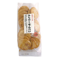 Michinoku Japanese rice crackers ( komaru ) soy sauce (110 g)