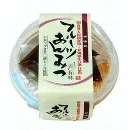 【夏季限定】甘味処フルーツあんみつ(250g)【遠藤製餡】